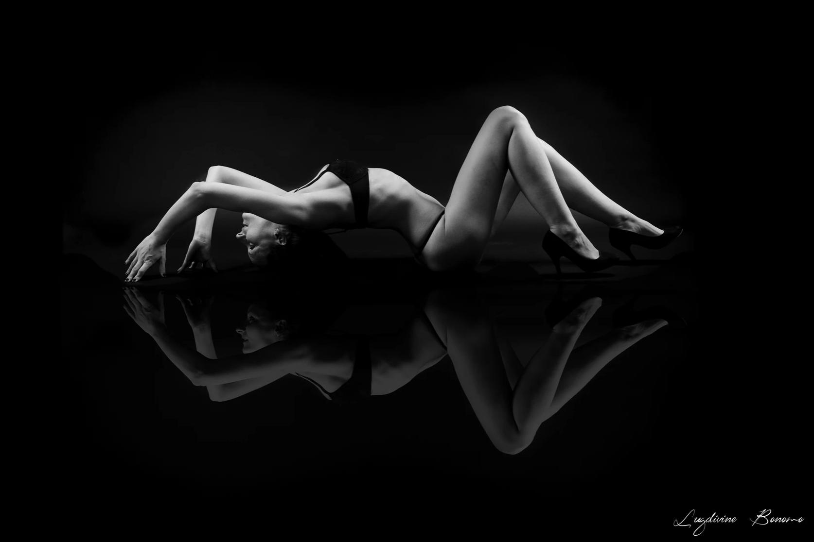 photographe professionnelle femme intime saint victoret