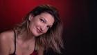 photo couleur portrait ESTIM photographie thérapeutique fond noir et rouge, Lugdivine Bonomo